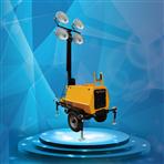 SFW6130 气动升降移动照明灯塔 实物图