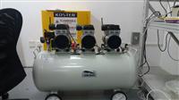 實驗室超靜音JINBAO品牌SLB135空壓機