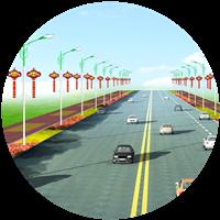 公路中国结配置