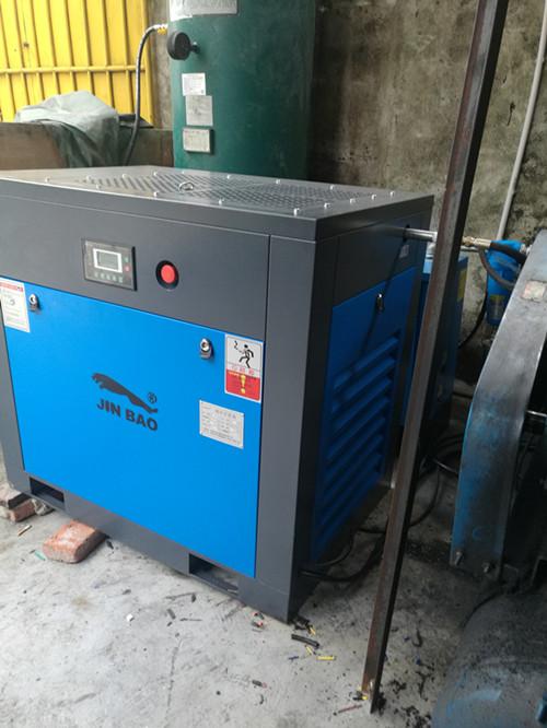 CNC加工中心供气节能省钱解决方案