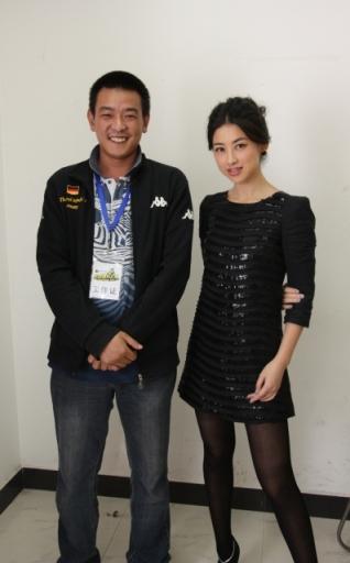 MTV主持人朱珠