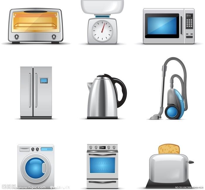 绿洁清洗机一台机器可以清晰所有的家电9