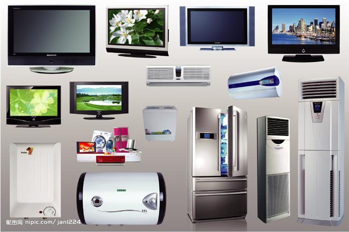 绿洁清洗机一台机器可以清晰所有的家电2