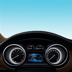 廣泛應用于汽車電子儀表