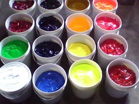 专业生产转印膜色浆
