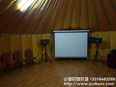 蒙古包KTV