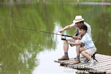 深圳农家乐钓鱼