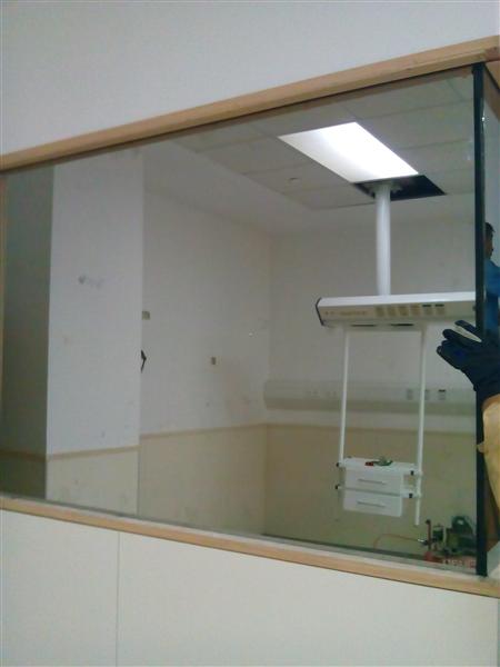 单向镜子玻璃,夹层镜面玻璃