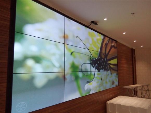郴州市市人民医院南院拼接屏项目