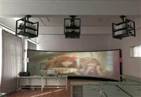 被动式3D立体投影融合应用3D教学