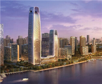 广州琶洲天幕广场