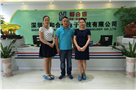 Hexun Electronics is very enthusiastic after sales, after sales is very intimate