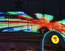 LED advertising logo lighting products