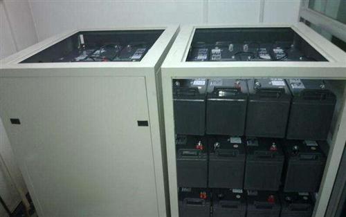 松下蓄电池成都机场安装项目