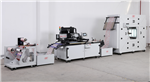 自動熱轉印商標印刷機