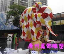 廣州萬科大象安裝