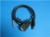 0B9芯转接DB9+USB