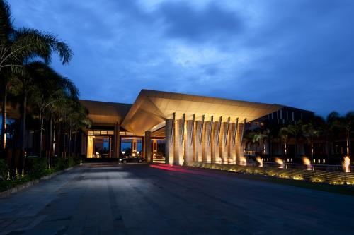 黃江某五星級酒店