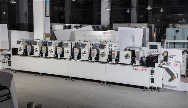 輪轉機/凸版機/不幹膠印刷機/彩色印刷機