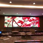 东莞东方假日酒店室内高清全彩P3安装试调交付使用