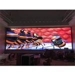 武汉室内高清全彩P4LED显示屏效果