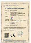 晋衡CE证书2