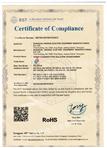 晋衡ROHS证书