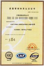 质量管理体系认证(中文版)