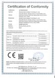 CE of WF-018,WF-008,WF-010