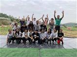 迪力科技周末开启深圳农家乐团建活动感受野炊田园生活