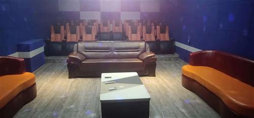 【工程投影】部队多功能3D影音室客户案例