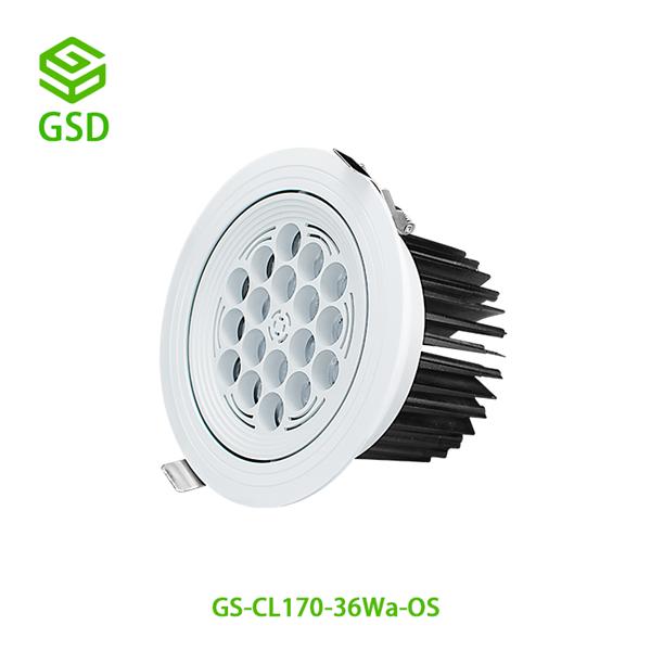 LED-18珠天花灯/36W