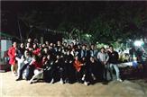 华鑫峰员工开启2019深圳乐湖生态园野炊烧烤一日游团建活动