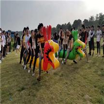 深圳乐湖生态园团队拓展项目南水北调