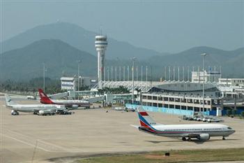 三亚凤凰国际机场工程