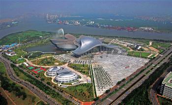 广东科学中心工程