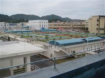 污水处理设备,广州市永和净水厂
