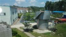 污水处理设备,罗定垃圾场处理项目