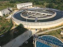 污水处理设备,云浮市天堂污水处理厂项目