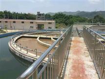 污水处理设备,广东云浮郁南连滩污水厂项目