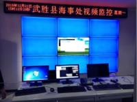 广安市武胜县海事处视频监控案列