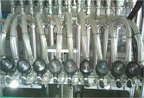 12头灌装机控制系统案例
