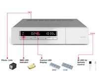 EVERLIGHT提供全系列用于数字电视机顶盒的光电元件