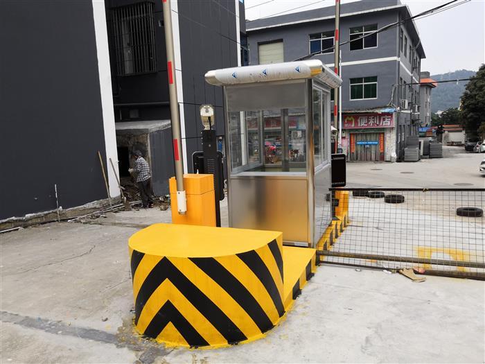 东华朱坳市场改造——高端大气停车场,展东人的专业