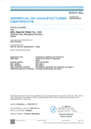德国DNV-GL船级社资质证书