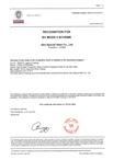 法国BV船级社证书