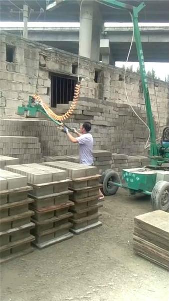 水泥砖专用码垛机
