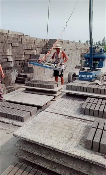 全自动水泥砖码垛机
