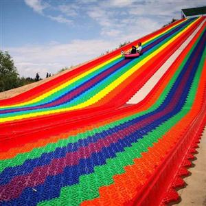 昆明网红彩虹滑道