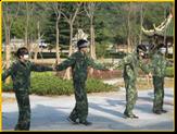 東莞拓展活動項目_龍游四方拓展項目團隊凝聚力活動規則介紹